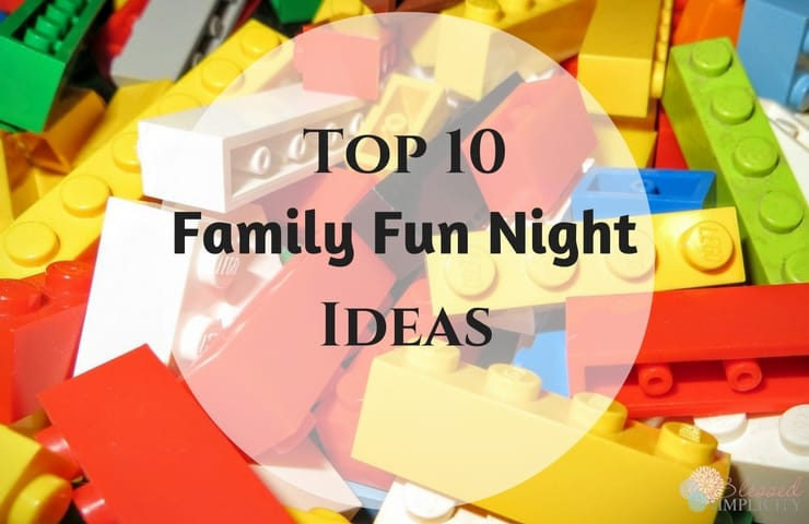 These Family Fun Night ideas are great! Thanks for pinning!