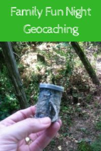 What a great idea! Geocaching is great family fun! Thanks for pinning!