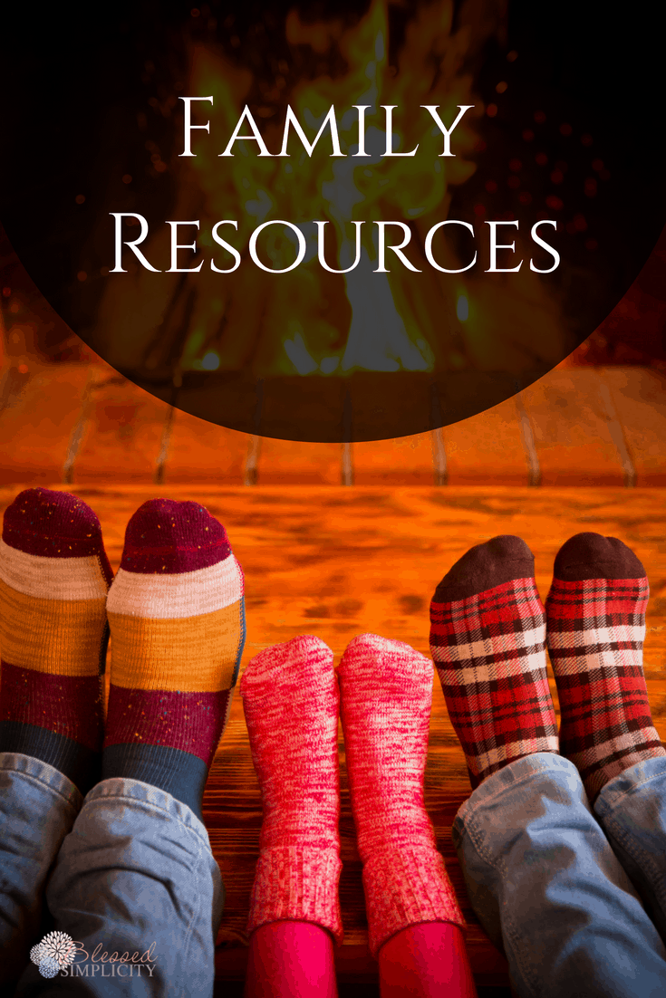 Family Resources and encouragement for Marriage, parenting and self-care.