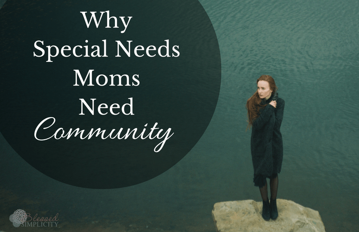 Special Needs moms need community and resources. Special Needs Life Hacks will provide just that!