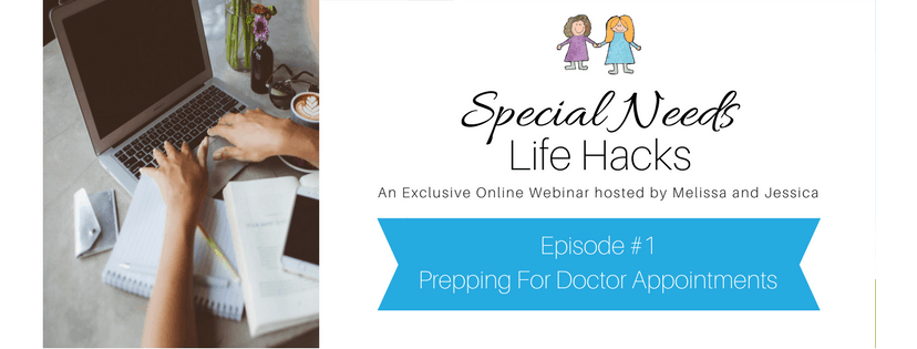 Bi weekly live webinars by moms of special needs children for parents of special needs kids. Practical advice and resources for daily living.