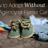 Seven Steps to Adoption Without an Agency or Foster Care