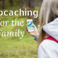 Geocaching for the Family {Free Printable Notebook Pages}