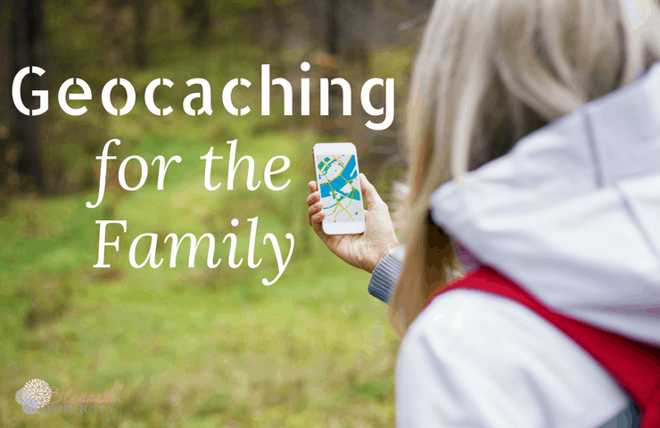These free printable geocaching notebooking pages make it super easy to record all of your family treasure hunting adventures!