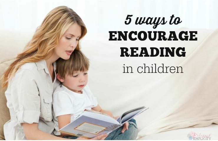Encourage reading in children to improve vocabulary, focus and comprehension. Read aloud time at home can significantly affect school performance!