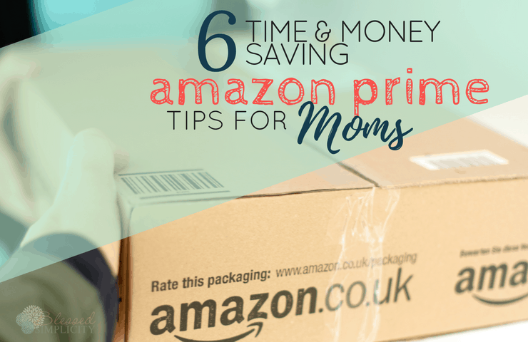 Amazon Prime is perfect for moms! | Amazon Prime hacks | Amazon prime savings | amazon prime for moms | amazon tips | Amazon hacks | amazon prime free stuff