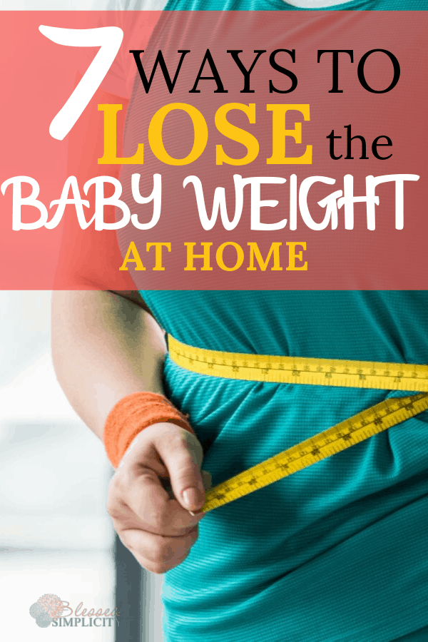 Simple Weight Loss Tips For Stay At Home Moms Blessed Simplicity